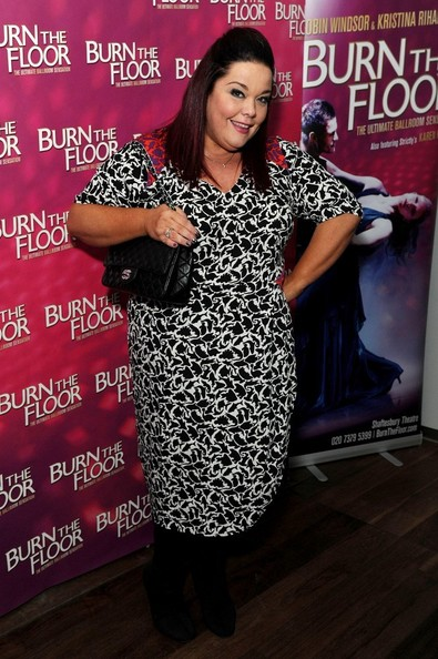 Lisa Riley Clothes