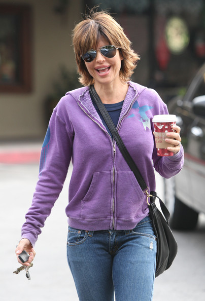Lisa Rinna Aviator Sunglasses