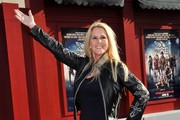 Lita Ford  Leather Jacket