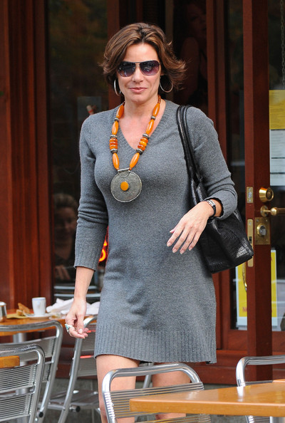 LuAnn de Lesseps Beaded Statement Necklace