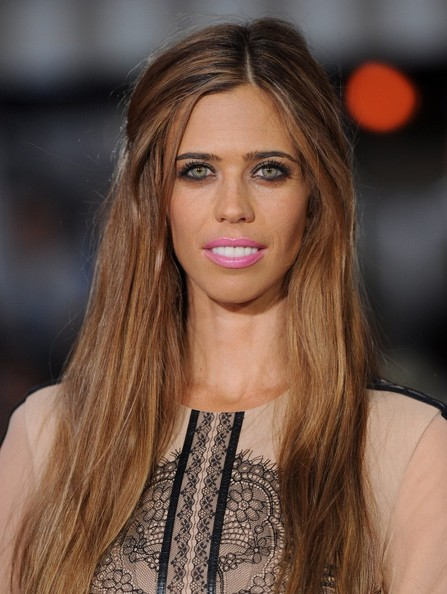 Lydia McLaughlin Half Up Half Down