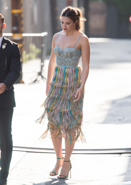 Look of the Day: July 25th, Mandy Moore