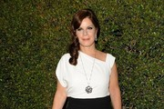 Marcia Gay Harden Beaded Clutch