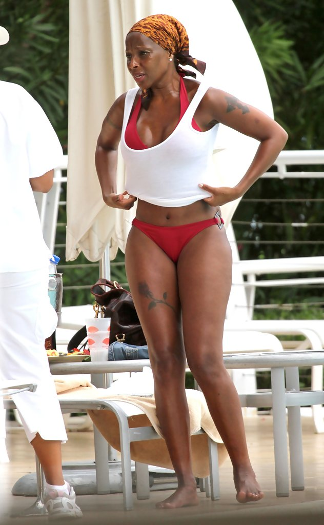 Is mary j blige pregnant