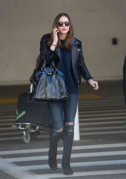 More Pics of Katharine McPhee Ripped Jeans (4 of 22) - Katharine McPhee Lookbook - StyleBistro