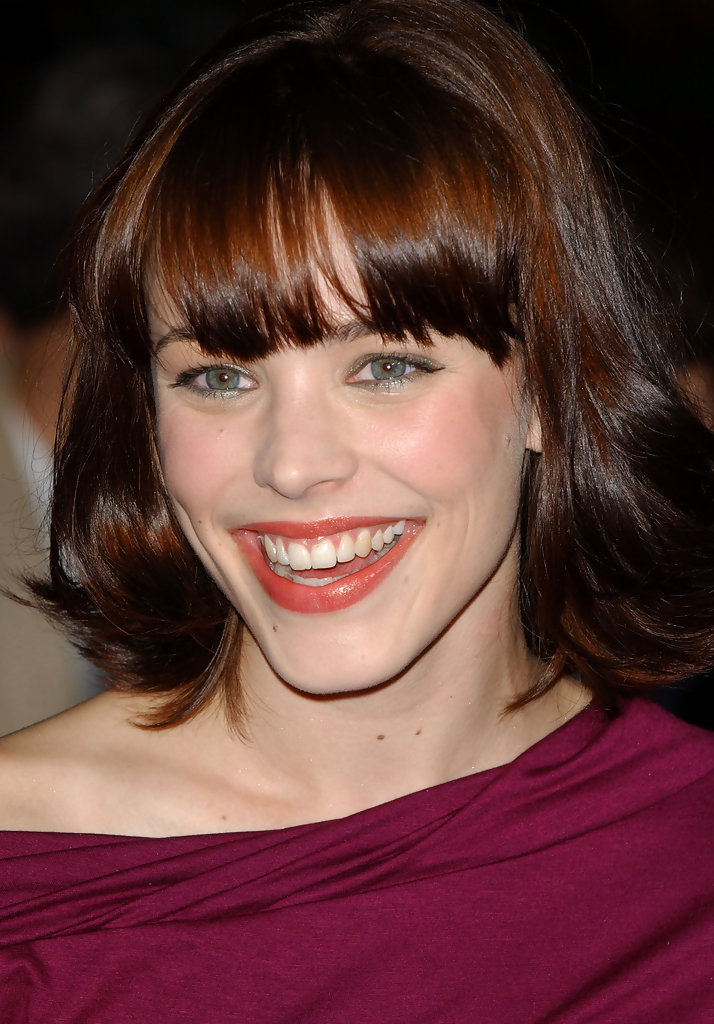 Hair Transformation Rachel Mcadams Stylebistro