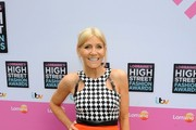 Michelle Collins Print Blouse