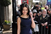 Michelle Keegan Cocktail Dress