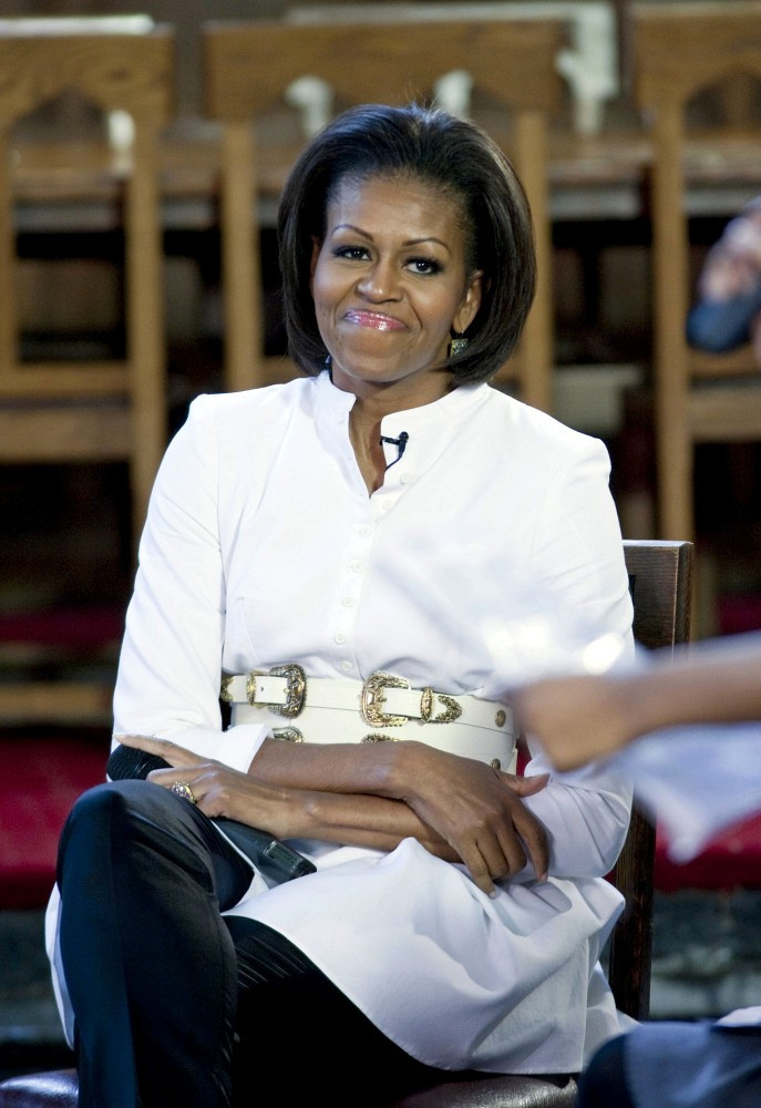michelle obama+thesis