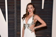 Miranda Kerr Cutout Dress