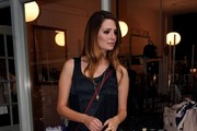 Mischa Barton Little Black Dress