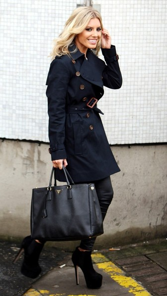 Mollie King Trenchcoat