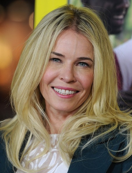 More Pics of Chelsea Handler Long Wavy Cut (4 of 12) - Long Wavy Cut Lookbook - StyleBistro