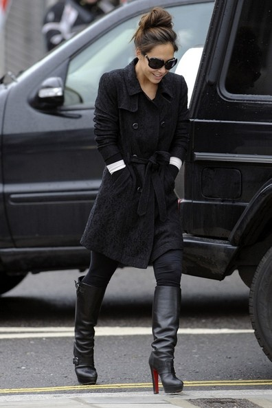 Myleene Klass Wool Coat