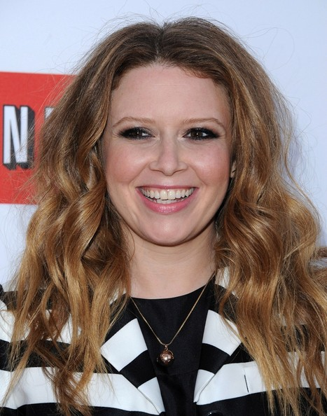 Natasha Lyonne Smoky Eyes