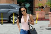 Naya Rivera Halter Top