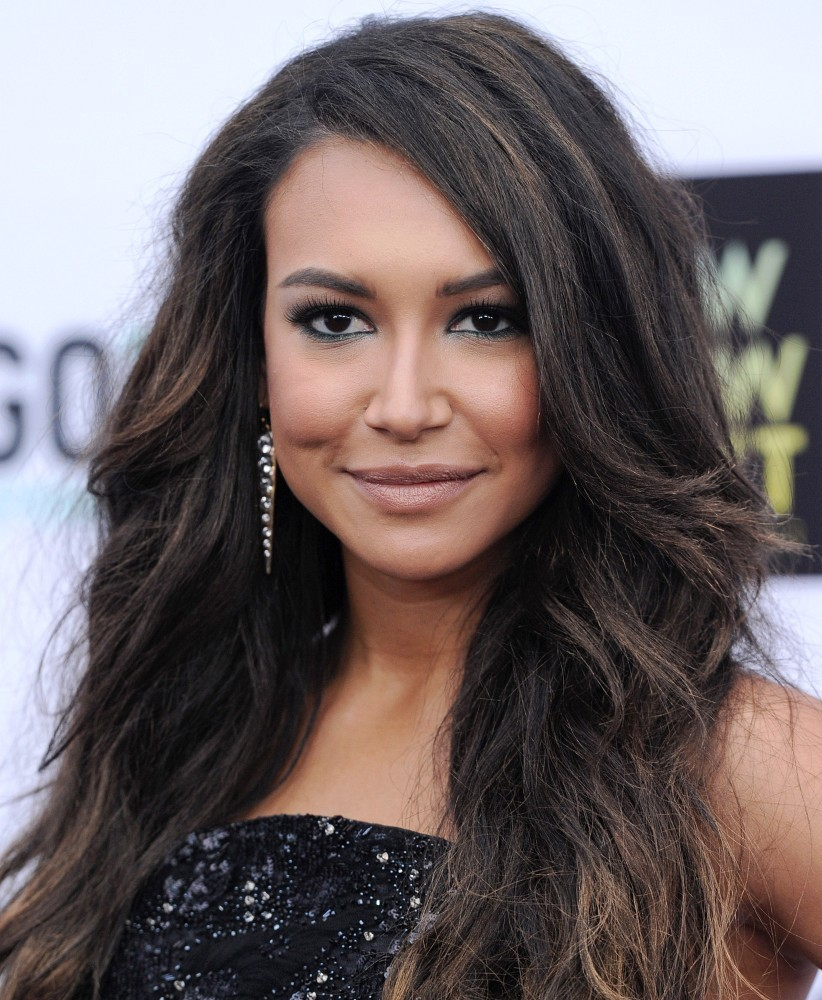 Naya Rivera Long Wavy Cut Naya Rivera Looks Stylebistro