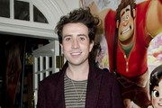 Nick Grimshaw Wool Coat