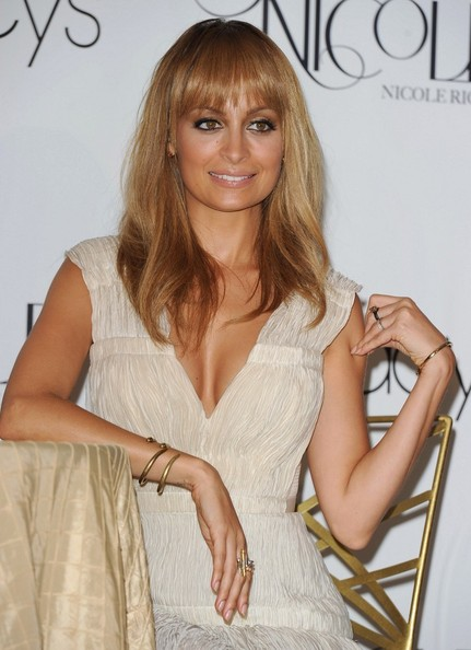 More Pics of Nicole Richie Cocktail Dress (1 of 37) - Nicole Richie Lookbook - StyleBistro