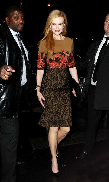 More Pics of Nicole Kidman Pumps (1 of 9) - Nicole Kidman Lookbook - StyleBistro