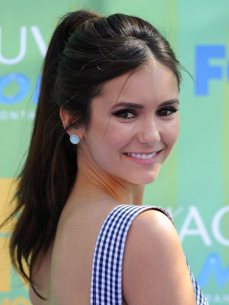 Nina Dobrev Retro Eyes
