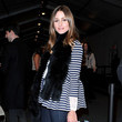 How Olivia Palermo Goes Nautical