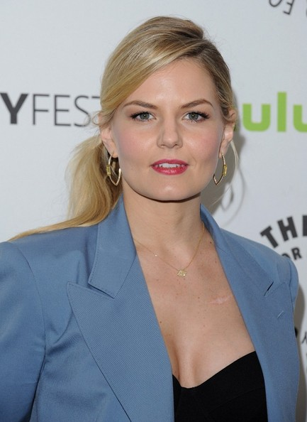 More Pics of Jennifer Morrison Gold Hoops (2 of 14) - Gold Hoops Lookbook - StyleBistro