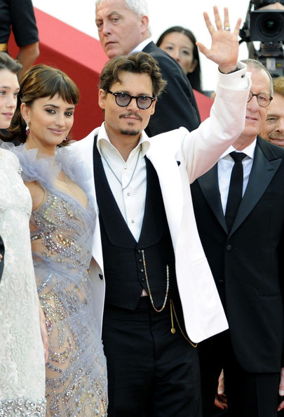 Pirates of the Caribbean: On Stranger Tides' premiere