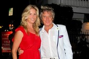 Penny Lancaster Mini Dress