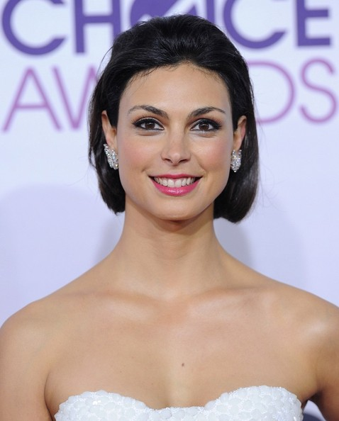 More Pics of Morena Baccarin Jumpsuit (1 of 7) - Morena Baccarin Lookbook - StyleBistro