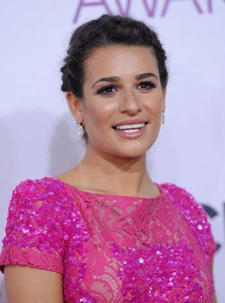 More Pics of Lea Michele Beaded Dress (1 of 13) - Lea Michele Lookbook - StyleBistro