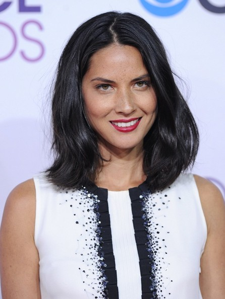 More Pics of Olivia Munn Evening Pumps (6 of 11) - Olivia Munn Lookbook - StyleBistro