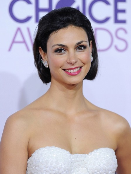 More Pics of Morena Baccarin Jumpsuit (3 of 7) - Jumpsuit Lookbook - StyleBistro