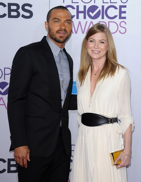 More Pics of Ellen Pompeo Evening Dress (1 of 12) - Ellen Pompeo Lookbook - StyleBistro