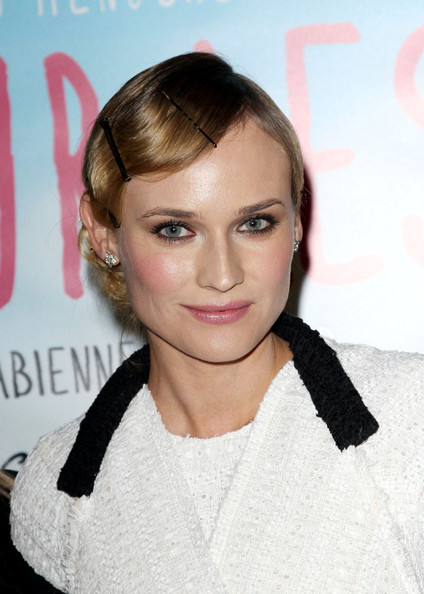 dark blonde hair colour ideas. Diane Kruger#39;s dark blond hair