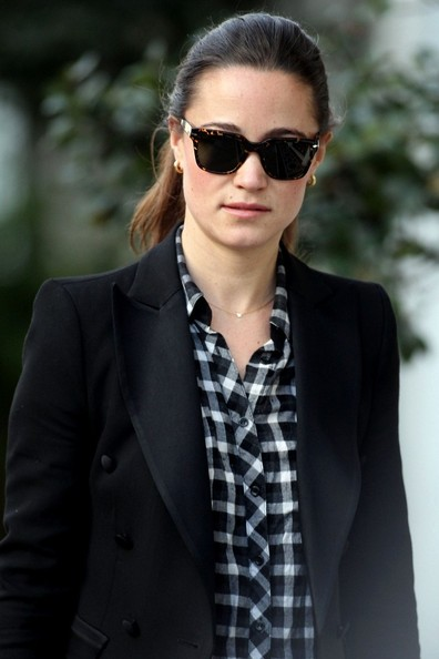 Pippa Middleton Wayfarer Sunglasses