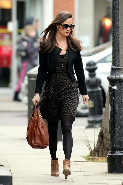 Pippa Middleton Print Dress Pippa Middleton Looks