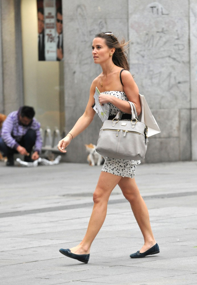 Pippa Middleton Ballet Flats Pippa Middleton Shoes Looks