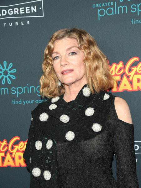 More Pics of Rene Russo Short Wavy Cut (4 of 38) - Short Hairstyles ...