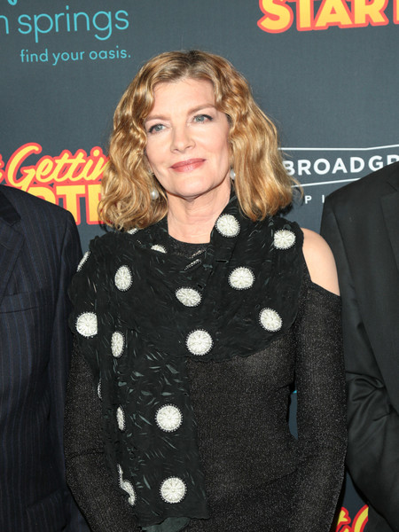 More Pics of Rene Russo Short Wavy Cut (16 of 38) - Short ...