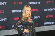 Molly Sims Lace Dress