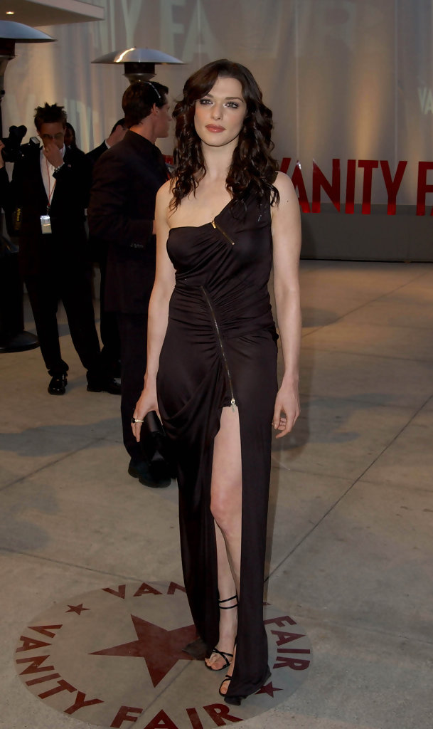 Rachel Weisz One Shoulder Dress Rachel Weisz Looks
