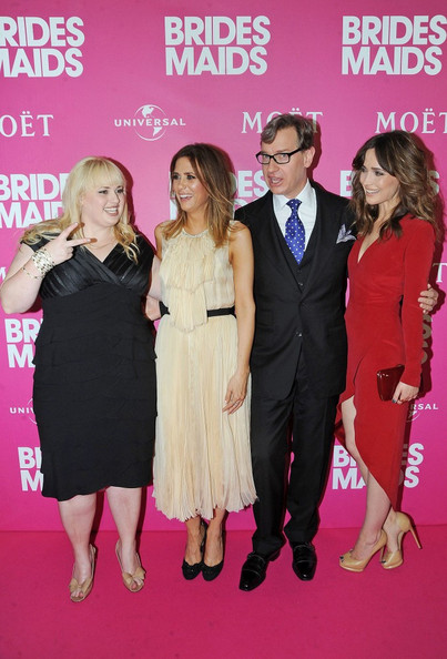 'Bridesmaids' Celebrity Girls Night Out