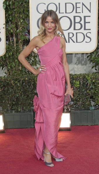 Cameron Diaz at the 2009 Golden Globes Awards