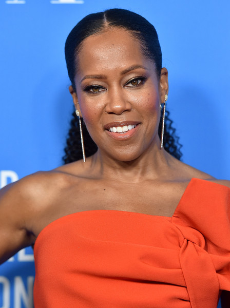Regina King Ponytail