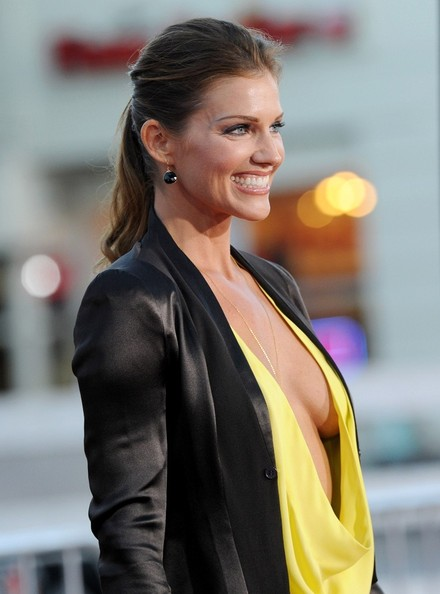 More Pics of Tricia Helfer Blazer (1 of 28) - Blazer Lookbook - StyleBistro