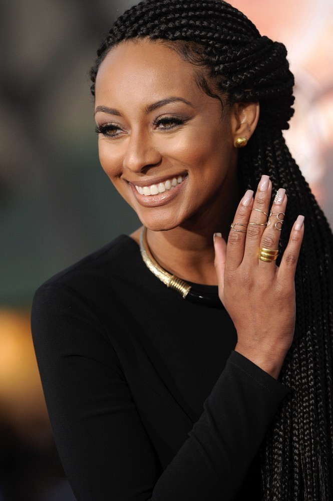 Keri Hilson's Cool Curls - The Best Hairstyles for Heart ...