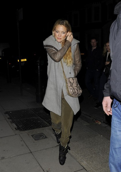 More Pics of Kate Hudson Wool Coat (3 of 3) - Outerwear Lookbook - StyleBistro []