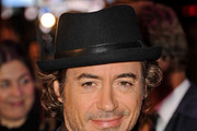 Robert Downey Jr. Fedora