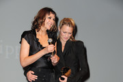 Robin Wright and Rebecca Miller Photo
